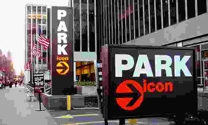 Icon Parking Systems - New York: 24-Hour Parking or One Month of Unlimited Parking from Icon Parking Systems (Up to 70% Off)