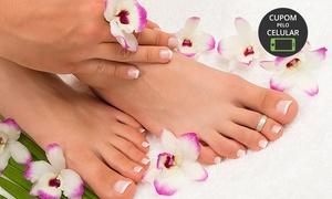 Espaço de Beleza Fina Flor: Espaço de Beleza Fina Flor – Abolição: 1, 2 ou 3 visitas com esfoliação, tratamento com parafina, hidratação e massagem