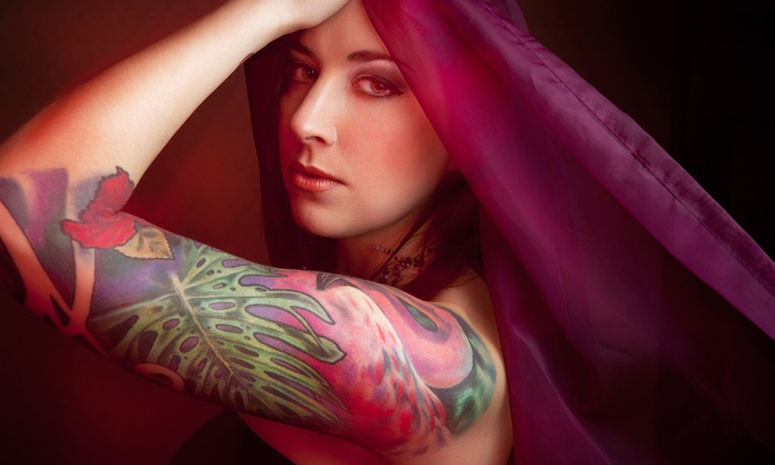 Wicked Ways Tattoos - Far North Central: Tattoo Services at Wicked Ways Tattoos (Up to 56% Off). Three Options Available.