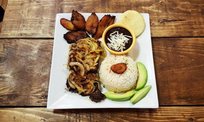 Venezuelan Bowl Grill - North Side: Venezuelan Food for Two or Four at Venezuelan Bowl Grill (28% Off)