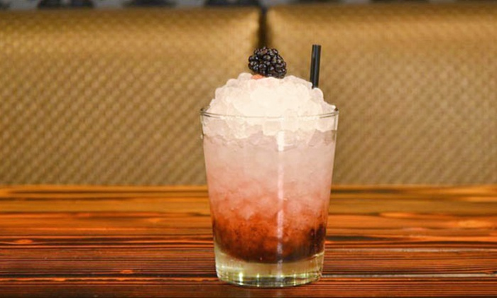 Front Toward Enemy - Astoria: Upscale Pub Fare and Drinks at Front Toward Enemy (Up to 40% Off). Two Options Available.