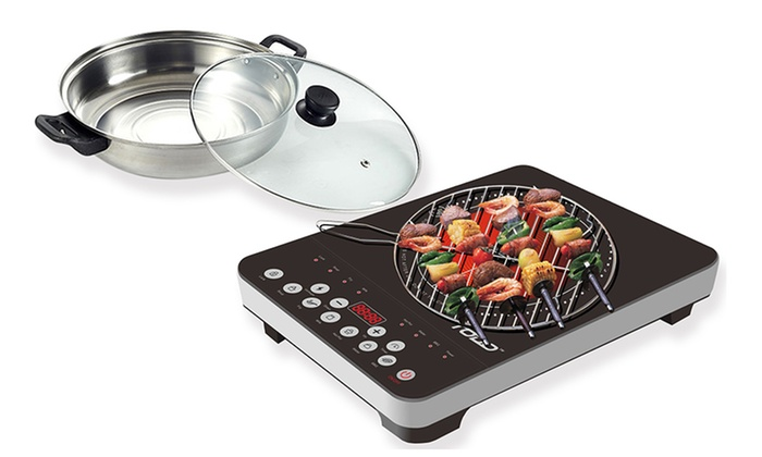 Single Ceramic Infrared Hotplate Groupon