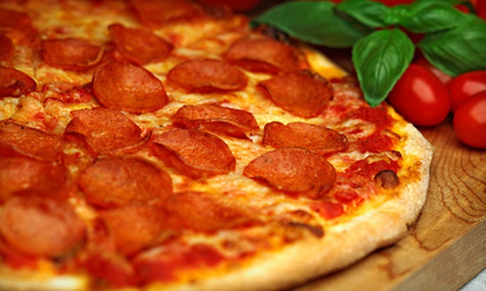 Perfect Pizza Co. - Wilsonville: $10 for $20 Worth of Pizza and Pasta at Perfect Pizza Co. in Wilsonville