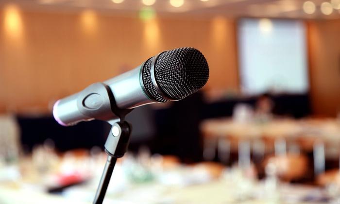 Speaker Training Institute - Chicago: $548 for $997 Groupon — Speakers Training Institute