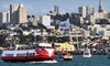 Red and White Fleet - Fisherman's Wharf: One Year of Unlimited Bay Sightseeing Cruises for One, Two, or Four from Red and White Fleet (Up to 63% Off)