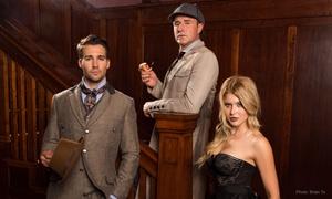 """Sherlock Holmes"": ""Sherlock Holmes"" Starring David Arquette on November 24–29: Buy One Ticket, Get One Free"