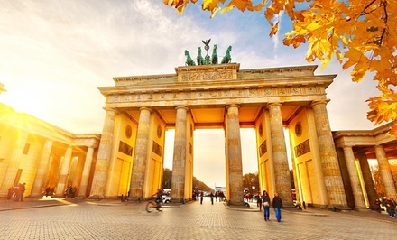Groupon Deal: 8-Day Germany Vacation with Round-Trip Airfare, Accommodations, and Daily Breakfast from Go-today.
