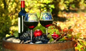 Johan Vineyards: Wine Tasting for Two or Four at Johan Vineyards (Up to 52% Off)
