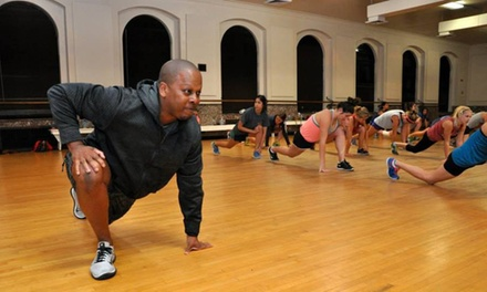 Two Weeks of Fitness and Conditioning Classes at Samson Personal Training (70% Off)