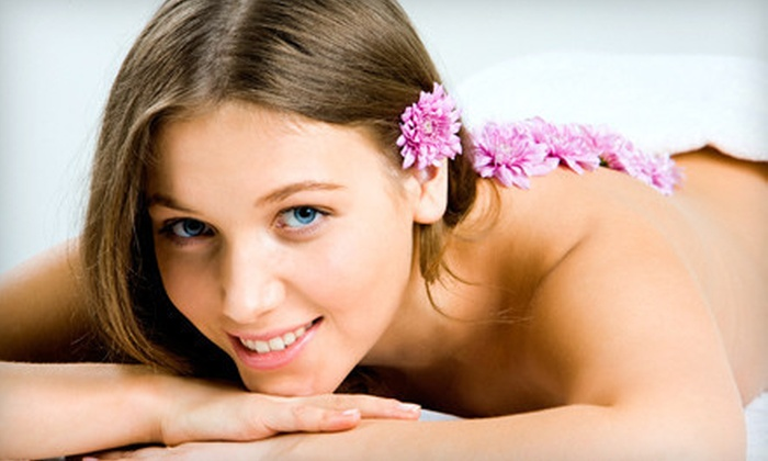Cherry Blossom Massage & Wellness Center - Multiple Locations: One or Three Swedish or Ashiatsu Massages at Cherry Blossom Massage & Wellness Center (Up to 55% Off)