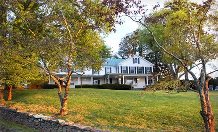 2-Night Stay with Wine Tastings, Welcome Drinks, and Chocolates at Briar Patch Bed and Breakfast Inn in Middleburg, VA
