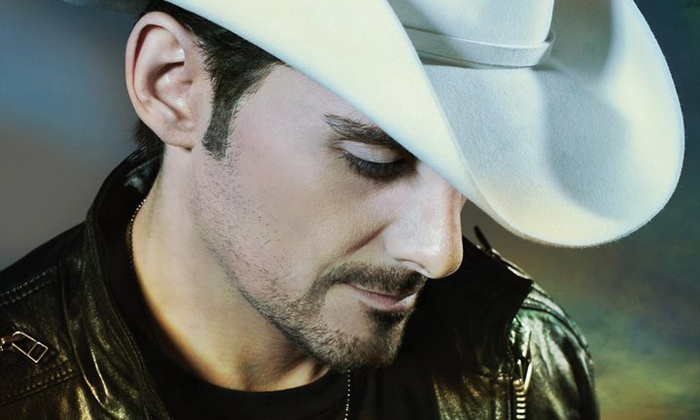 Brad Paisley: Beat This Summer Tour - Downtown Rockford: Brad Paisley: Beat This Summer Tour at BMO Harris Bank Center on Friday, November 15, at 7:30 p.m. (Up to 44% Off)