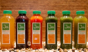 JuiceMedica: Two- or Three-Day Juice Cleanse from JuiceMedica (Up to 40% Off)