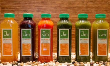 Two- or Three-Day Juice Cleanse from JuiceMedica (Up to 40% Off)