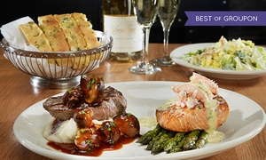 Scott's Bar & Grill : Local and Seasonal Dinner or Lunch at Scott's Bar & Grill (Up to 33% Off). Three Options Available.