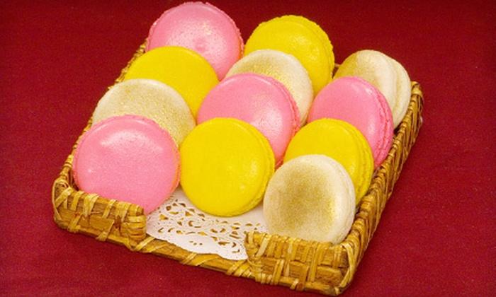 CocoLuxe Fine Pastries - Upper Vailsburg: Baked Goods or Cakes and Tarts at CocoLuxe Fine Pastries (Half Off)