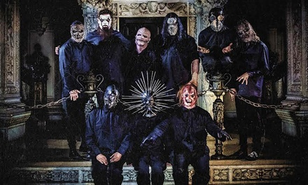 Pain in the Grass with Slipknot, Lamb of God, & More at White River Amphitheatre on August 23 at 2 p.m. (Up to 38% Off)