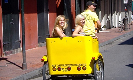 Bike Taxi Unlimited - Bike Taxi Unlimited in