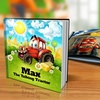 "Up to 65% Off ""The Talking Tractor"" Personalized Kids Book"