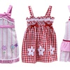 Sweet and Soft Toddler Seersucker Dresses