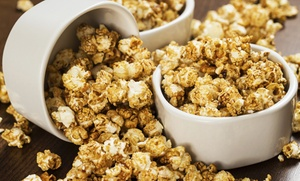 Idella's Chicago Style Popcorn: Gourmet Popcorn at Idella's Chicago Style Popcorn (Up to 43% Off). Two Options Available.