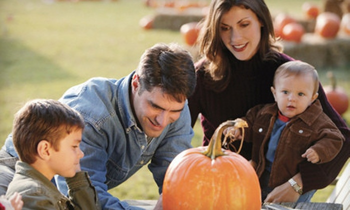 Ridgefield Farm & Orchard - Shepherdstown: Autumn Festival Outing for Two, Four, or Six at Ridgefield Farm (Up to 58% Off)