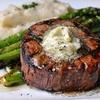 Up to 54% Off Steak-House Cuisine at Manhattan