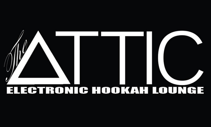 The Attic Electronic Hookah - Arts District: Up to 47% Off Hookah at The Attic Electronic Hookah
