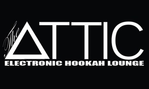 The Attic Electronic Hookah: Up to 47% Off Hookah at The Attic Electronic Hookah