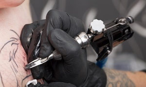 Iron Ink Tattoos: Two Hours of Tattooing at IRON INK TATOOS (45% Off)
