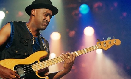 Marcus Miller Jazz Concert for Two on March 15 at 7 p.m. (Up to 45% Off)