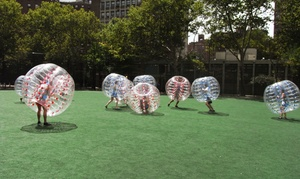 Bubble Ball Soccer NYC: One-Hour of Bubble Ball Soccer Game Play for One, Two, or Four from Bubble Ball Soccer NYC (Up to 42% Off)