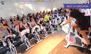 The Firm: $59 for 10 Cycle Classes at The Firm ($160 Value)