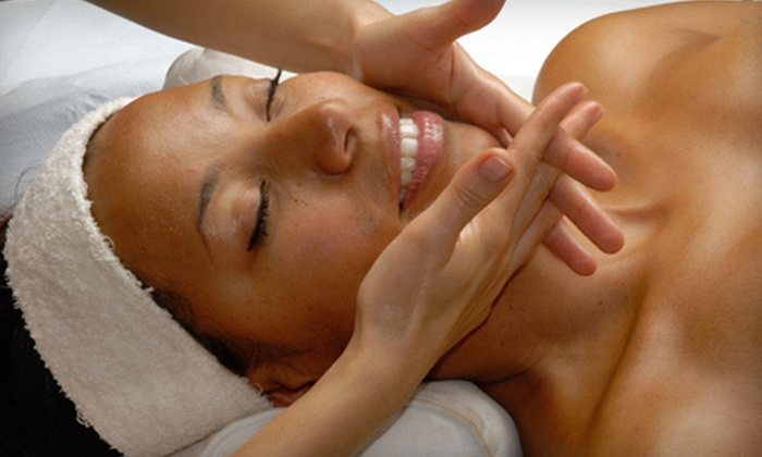 Spa on Main - Madison: One or Three 60-Minute Facials or Pumpkin Resurfacer Peels at Spa on Main (Up to 55% Off)