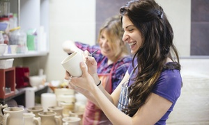 Manhattan Youth Downtown Community Center: $29 for a Hand-Building Ceramics Workshop at Manhattan Youth Downtown Community Center ($50 Value)