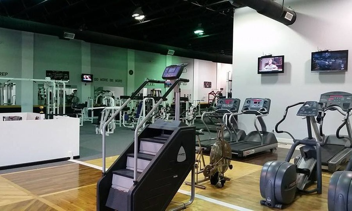 Olympus 365 - Huntersville: One-Month Membership with a Personal-Training Session at Olympus 365 (75% Off)
