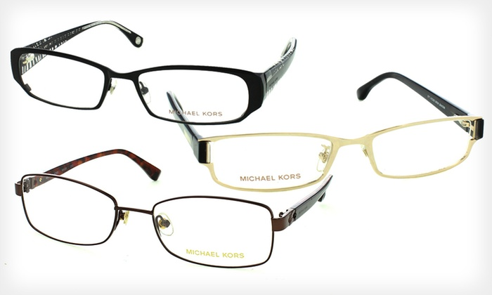 Michael Kors Women's Optical Frames: $55 for Michael Kors Women's Optical Frames (Up to $189 List Price). 22 Styles Available. Free Shipping.