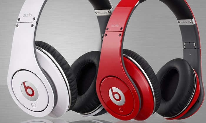 Beats By Dr. Dre – Beats Studio Over-the-Ear Headphones: $184.99 for Beats By Dr. Dre – Beats Studio Headphones ($299.95 List Price). Multiple Colors. Free Shipping and Returns.