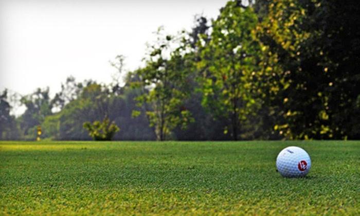 Shadowbrooke Golf Course - Shadowbrooke Golf Course: $20 Worth of Golfing