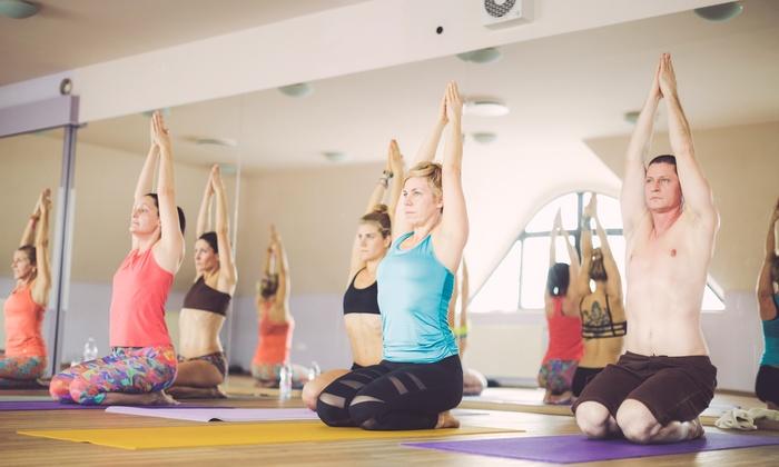 Fitness Love Yoga - Leander: 10 Yoga Classes at Fitness Love Yoga (70% Off)
