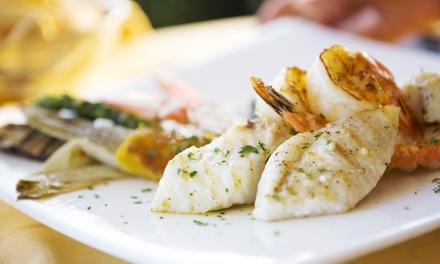 Mediterranes Fisch-Menü inkl. Beilagensalat für 2 Gäste im Arkadaş Restaurant in Bochum für 39,90 €