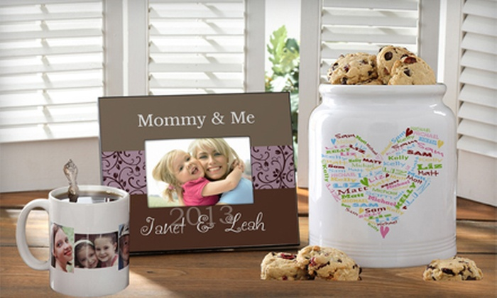 PersonalizationMall.com: $19 for $40 Worth of Personalized Gifts from PersonalizedMall.com