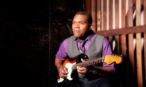 Robert Cray: Robert Cray on Saturday, December 5, at 9 p.m.