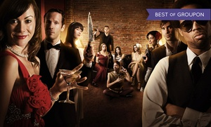 "Next Door Lounge: ""Murder...Without a Clue"": Deadly Dinner Theater for One or Two at Next Door Lounge (Up to 47% Off)"