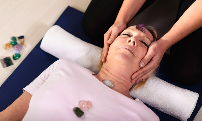 New Beginnings Hypnosis - Holbrook: $75 for a 60-Minute Crystal-Healing and Chakra-Balancing Session at New Beginnings Hypnosis ($150 Value)