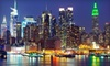 On Cruises - Kips Bay: After-Work Happy Hour Cruise on the Hudson for Two from On Cruises (Up to 62% Off)