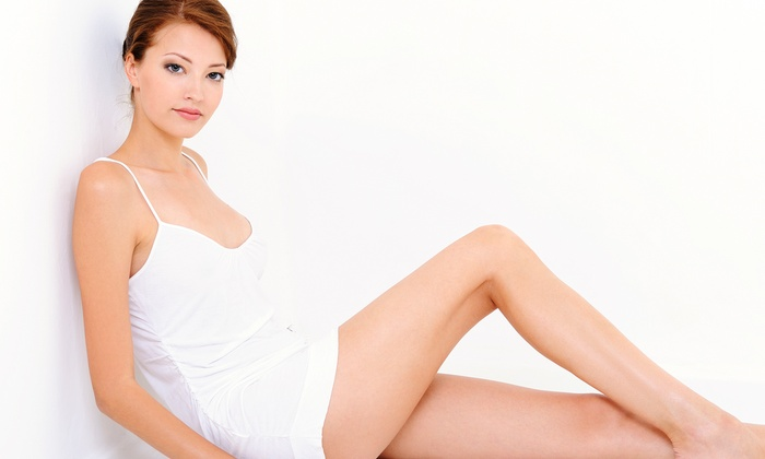 GL Clinic - Multiple Locations: Six Laser Hair-Removal Treatments for a Medium, Large, or Small Area at GL Clinic (Up to 89% Off)