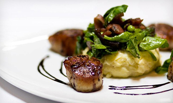 Piacere Restaurant - San Carlos: Three-Course Dinner for Two or Four, or Lunch at Piacere Restaurant (Up to Half Off)