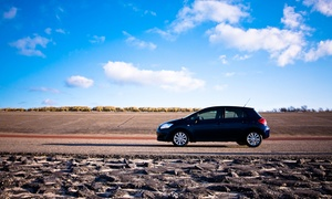 BC Car Rentals: One-Day Small ($49), Medium ($55), or Large Car Hire ($69) with Insurance with BC Car Rental (Up to $232 Value)