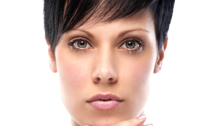 Aesthetic Center - Multiple Locations: One or Six SilkPeel Microdermabrasion Treatments at Aesthetic Center (68% Off)